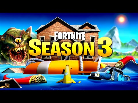 *NEW* FORTNITE SEASON 3 LOCATIONS REVEALED! MAP CHANGES, STORYLINE, EVENT AND MORE! (Battle Royale)