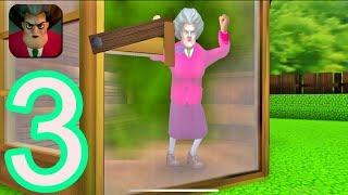 Download lagu Scary Teacher 3D - Gameplay Walkthrough Part 4 New Levels Stinky Sauna (Android/iOS)