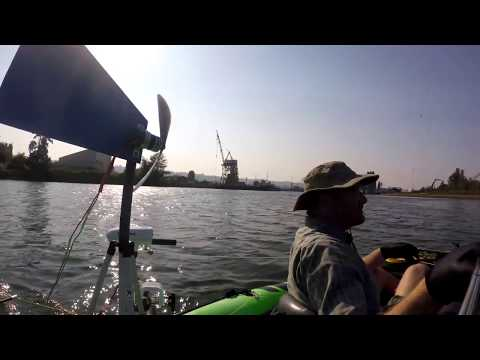 Save The World Advanced Wind Power Concept Boat In Development