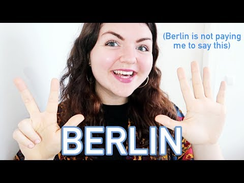 8 REASONS I LOVE LIFE IN BERLIN AS AN EXPAT 😍