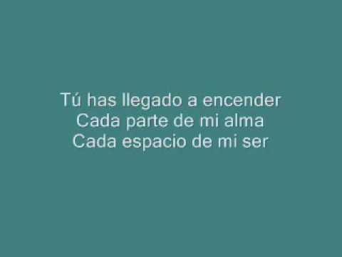 Solo para ti   Camila (letra)
