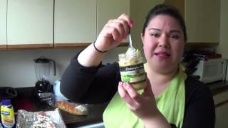 Homecookin Lemon Caper Salmon Pt.1-garlic Cauliflower Mash & Sauteed Kale