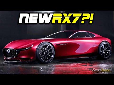 Mazda RX-9 Info, Free Tesla Autopilot for 1 Month, VW Beijing Teaser  - Fast Lane Daily