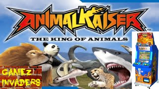 This is a weird Asian 2 player arcade animal fighting game that giv...