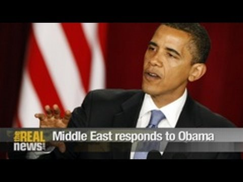 Middle East reacts to Obama