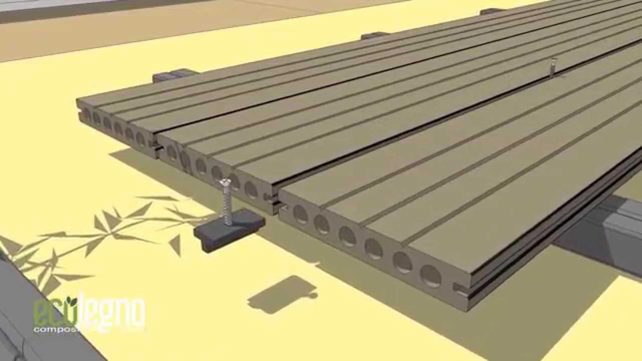 ECOLEGNO - Montaggio - YouTube