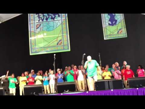 Shades of Praise Jazz Fest 2017 - He's Been Good