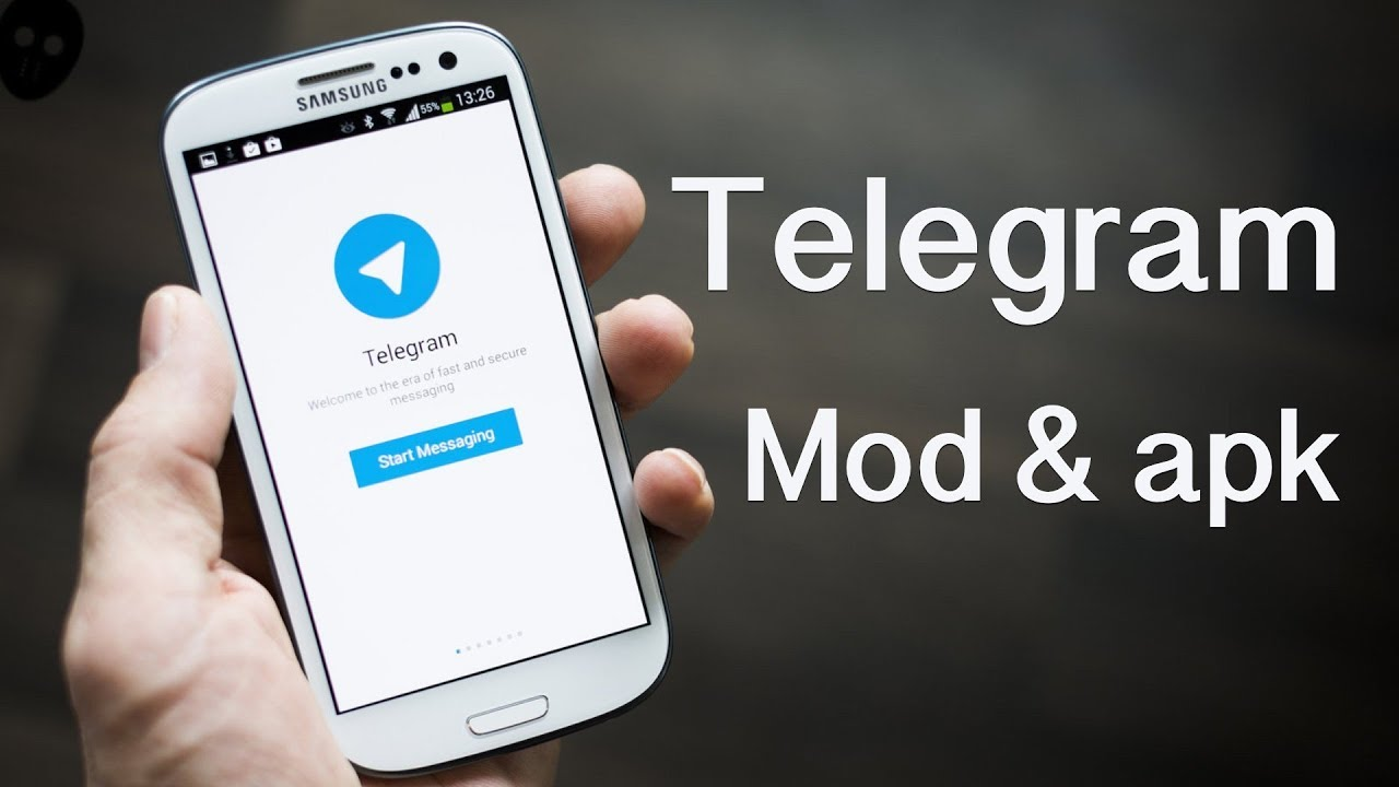 Download Telegram Mod apk for free on Android