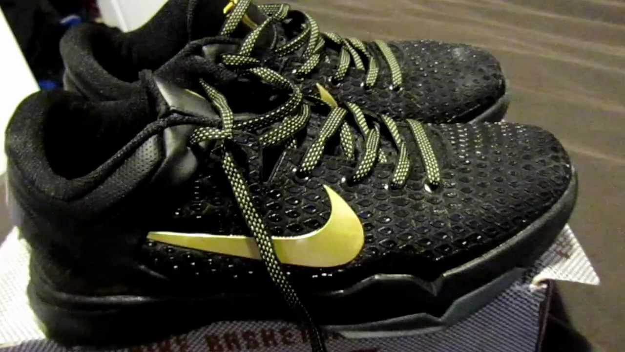 d35d7f7e34a9 Replica Kobe 7 Elite Review from HipHopiop - YouTube