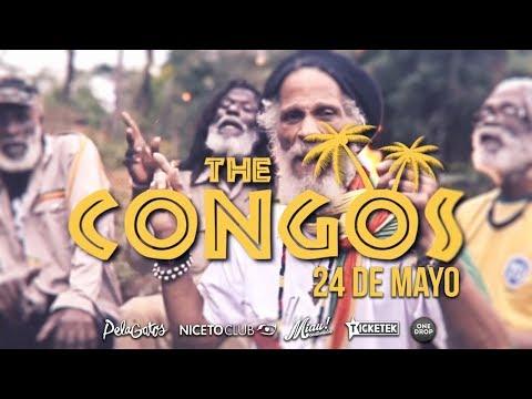 The Congos en Argentina