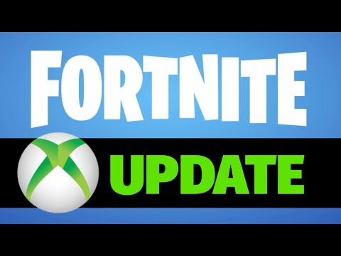 How To Update Fortnite On Xbox One | Xbox One S | Xbox One X | Fortnite Battle Royale Game