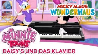 Disney Junior - Minnie Toons - Folge 11 - Daisy und das Klavier | Disney Junior