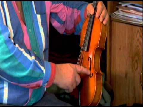 John Arcand -- Fiddle Player