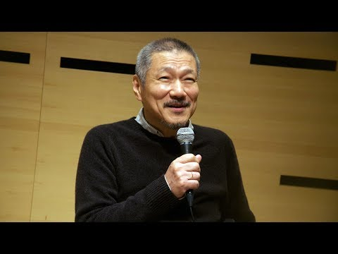Hong Sang-soo | Directors Dialogue | NYFF55