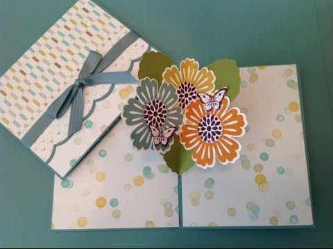 Pop-Up Flower Card