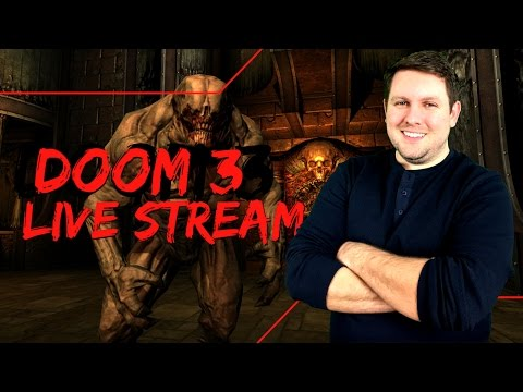 DOOM 3 - Live Stream from Mars!