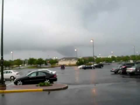 Funnel Cloud in Camden/Burlington County, NJ - 09-04-12