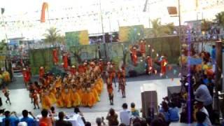 Tribu Paghidaet Aliwan Fiesta 2010