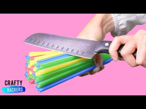 10 FUN AND EASY CRAFT IDEAS FOR THE WHOLE FAMILY | PARENT HACKS | KID HACKS