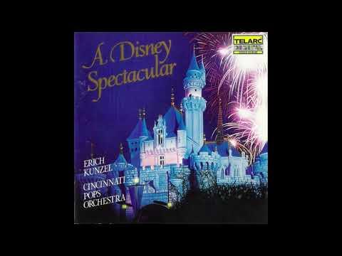 A Disney Spectacular, Erich Kunzel, Cincinnati Pops Orchestra