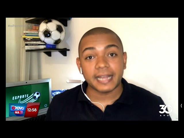 Hora de Esporte - 06 05 2021- O Povo na TV
