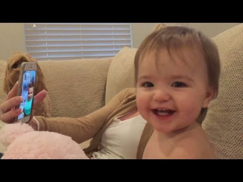 Thumbnail: Baby Talk (FaceTime Style)