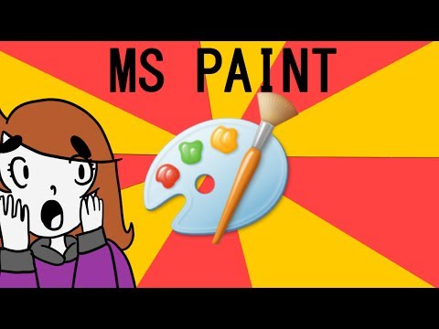 How To MS Paint