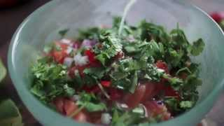 How to Make Ceviche / Как приготовить Севиче