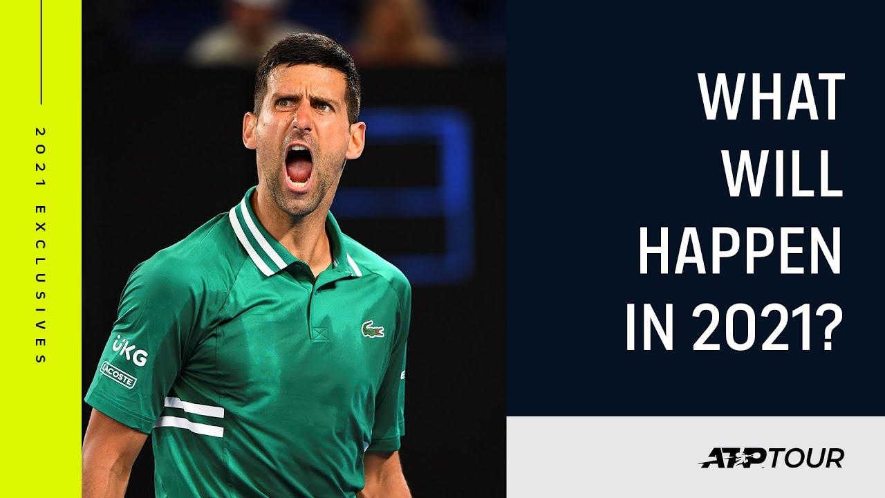 2021 ATP Tour Season Predictions
