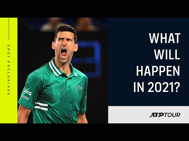2021 ATP Tour Season Predictions
