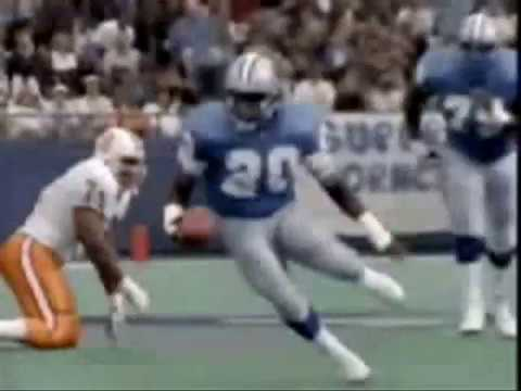 Barry Sanders - the Great!