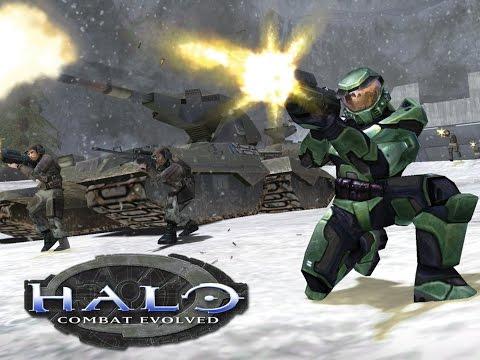 Halo Combat Evolved  - Unreleased OST: Shreddin' (Old Stuff)