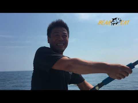 【Bear&Cat】09.22.2017 Fishing Trip in Penghu, Taiwan