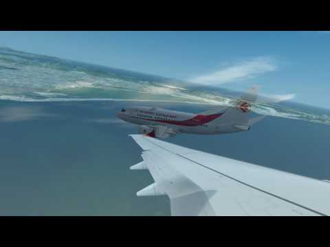 from Marseille to El Golea via Alger (AIR ALGERIE)