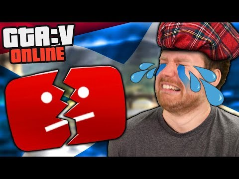 What is up with YouTube? | GTA 5 Online Playlist