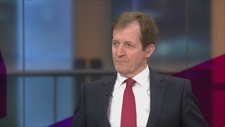 "Alistair Campbell on David Cameron: ""no way this was planned"""