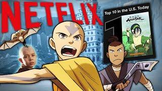 The Rebirth & Future of Avatar: the Last Airbender on Netflix!