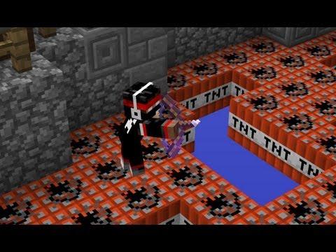 MineCraft [Mini Game] - Читеры! Они везде!