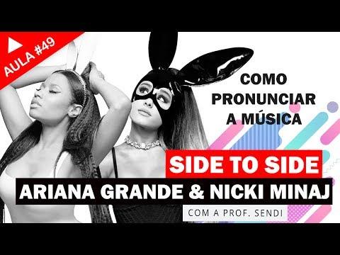 Side to side – Ariana Grande & Nicki Minaj (Aula #49)