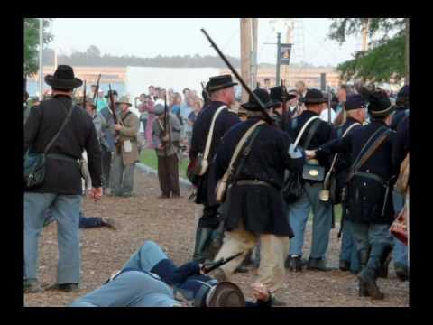 Battle Of New Bern Re-enactment, 2010
