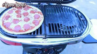 Grill Your Pizza with Mama Mary