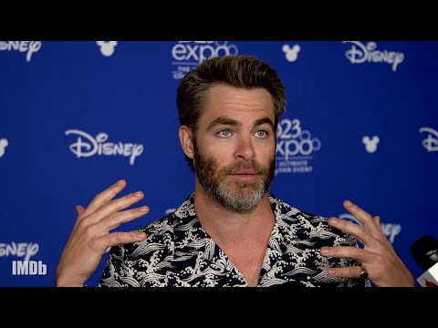Chris Pine, Oprah Winfrey, and Cast Lean Into 'A Wrinkle in Time'  IMDb EXCLUSIVE