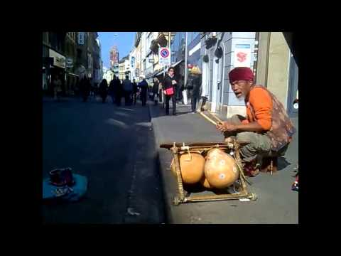 Balafon, wooden xylophone, music talent ,african instrument