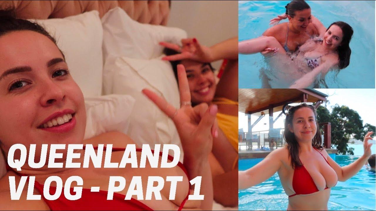 Queensland Vlog - Part 1