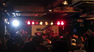 Napalm Death Japan Tour 2016 Live at Blue Resistance Ishinomaki, Ja...