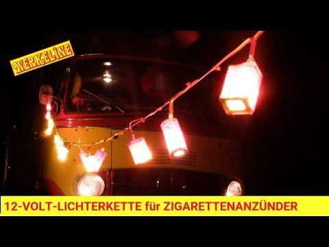 eigenbau:-12-volt-led-lichterkette-für-den-zigarettenanzünder