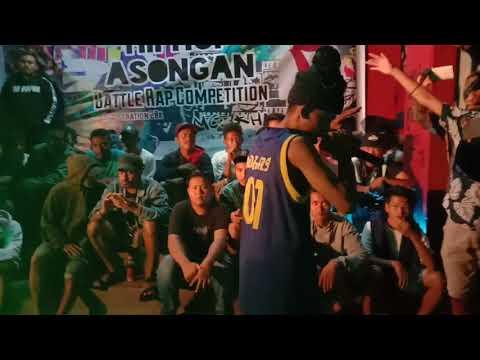 Download Hip-Hop ASONGAN MANOKWARI FreeStyleRapaditya sandhy Mp4 baru