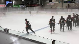20190828 Hockey Försäsong HC Dalen - Borås HC i Skandiamäklarna Center