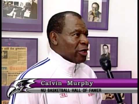 Purple Eagles Weekly Ep. 4: Calvin Murphy