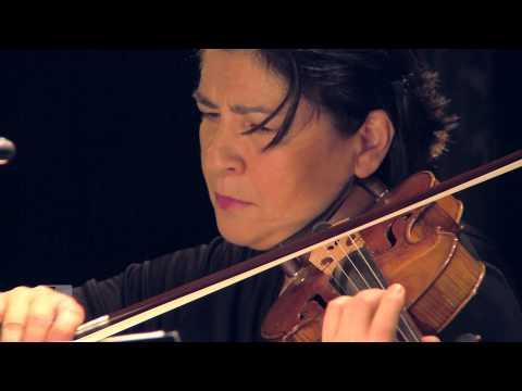 Klassikkuppel: Adelina Oprean, Maurice Ravel: Sonate für Violine und Violoncello: III. Lent